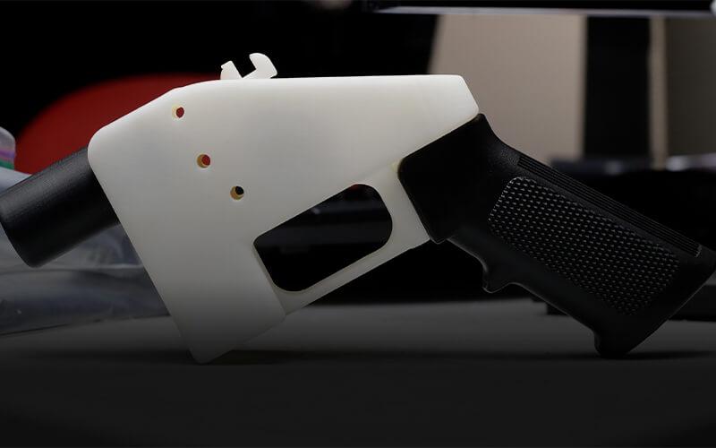 gun 3d printer