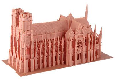 Architectural Models 3d printer